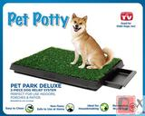 Pet Potty With Drawer